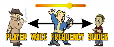 Player Voice Frequency Slider (PVoFS)