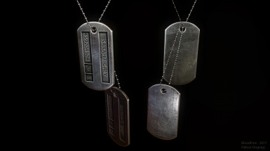 Wearable Dogtags