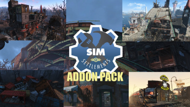 Sim Settlements MJC City Plan Disaster Pack