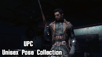 UPC - Unisex Pose Collection