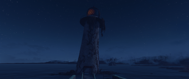 True Storms Lighthouse