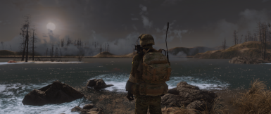 Ghost ENB for NAC - Vivid Weathers - True Storms - NAC X