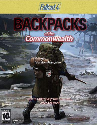 Backpacks of the Commonwealth - French