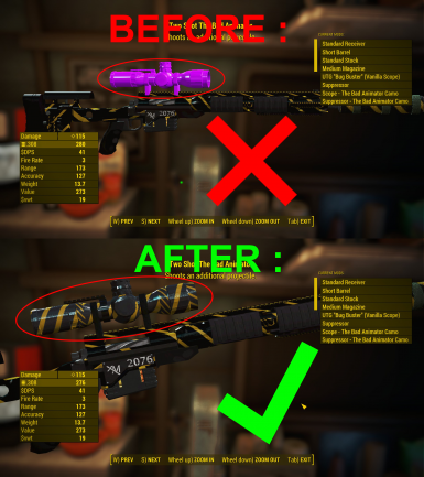 The Bad Animator UTG Bug Buster Fix for Wastelander's XM2076