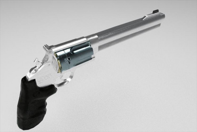 Smith and Wesson 500- 50 cal. revolver