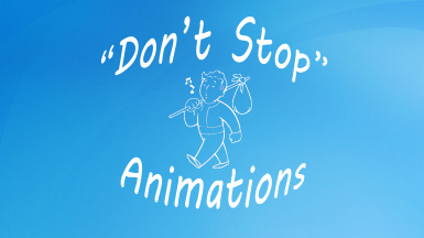 (Don't Stop) Animations - female walking