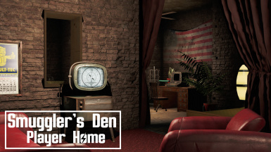 Smuggler's Den - Player Home