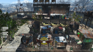 zoes starlight drive in fortress at fallout 4 nexus mods and community