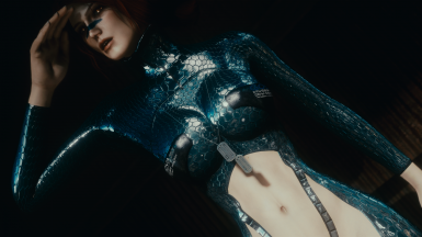 Triss (face paint excluded)