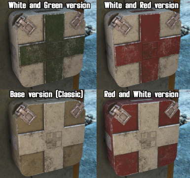 Color variations