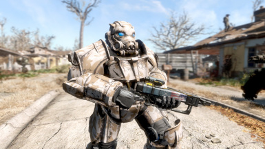 Camouflage Power Armor Paintjobs