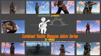 Combined - Visible Weapons Addon Series (C-VWAS) - Fully