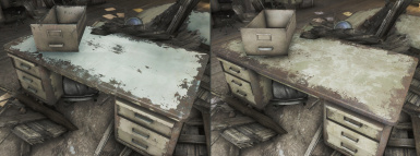 High Resolution Texture Pack 2K and 4K - Valius at Fallout 4