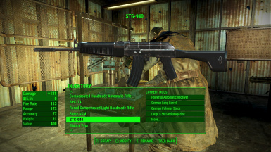 fallout 76 handmade rifle mods handmade rifle extension at fallout 4 nexus mods and 932