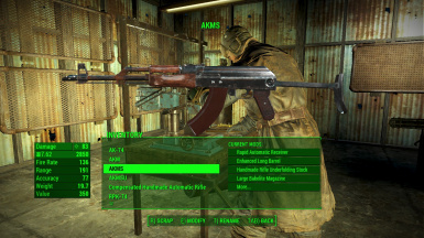 fallout 76 handmade rifle mods handmade rifle extension at fallout 4 nexus mods and 5197