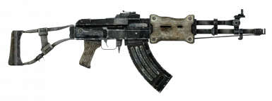 Melody's Chinese Assault Rifle - Valdacil's Item Sorting (VIS) - Compatibility Patch