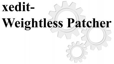 Fo4edit Xedit Fallout 4 Weightless Patcher At Fallout 4 Nexus Mods And Community While mostly exact, the page isn't up to date. fo4edit xedit fallout 4 weightless
