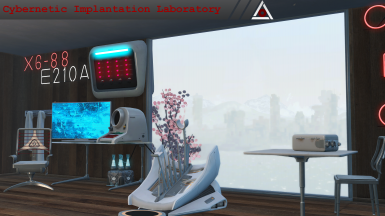 Cybernetic Implantation Laboratory