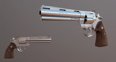Colt Python Revolver at Fallout 4 Nexus - Mods and community
