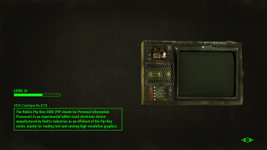 Pip Boy 2000 at Fallout 4 Nexus - Mods and community