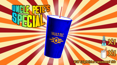 Uncle Pete's SPECIAL