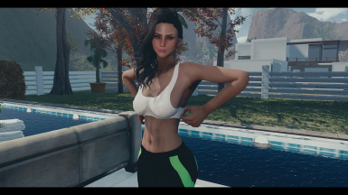 Veronica Face and Body Preset