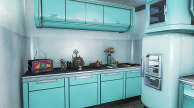 Kitchen - Mini Chem Lab
