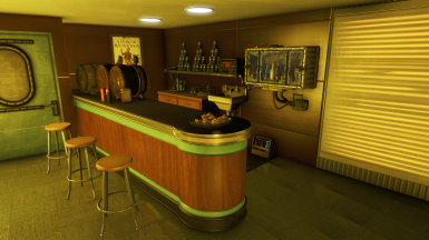 Update 2.0 Atrium  - Bar