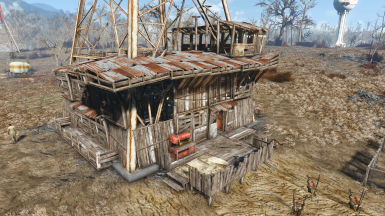 Abernathy Farm After Zapping