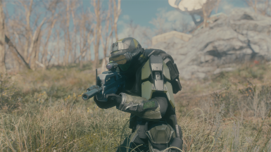ODST Battle Armor at Fallout 4 Nexus - Mods and community