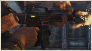 Service Rifle at Fallout 4 Nexus - Mods and community