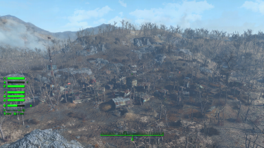 Sim Settlements City Plans - Fallen Tree Valley Molerat Ranch by Yagisan and UniversalLibrary