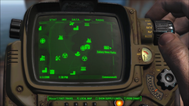 Galaxy News Radio V2 0 (Voiced Radio and Dungeon) at Fallout