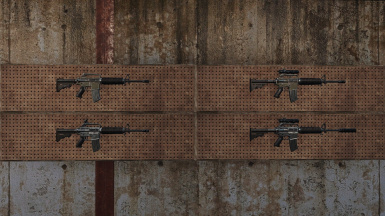 Assault Carbine Variants