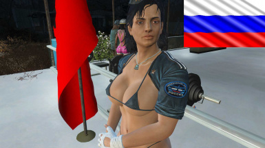 Dicky's Pinup Outfit CBBE_RU
