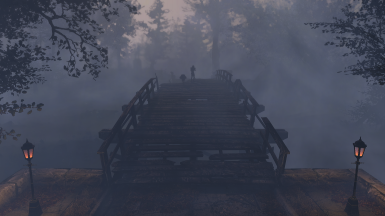 Into the mists