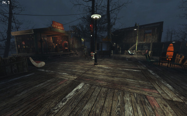 Longfellow's Cabin - A Sim Settlements City Plan