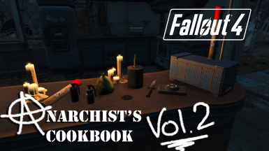 Anarchist's Cookbook Vol.2 - 9 More New Explosives (many scratch-made)