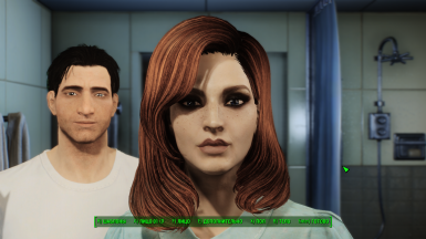 My Sole Survivor preset - Vanessa