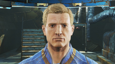 Legends Looks Menu Presets and Saves _ The Men at Fallout 4