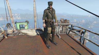 MacCready's Marine Corps make-over