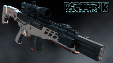 FACTOR - Modular Rifle