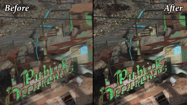 FO4 Blurriness Remover