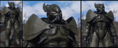 Midwest Power Armor Evolution