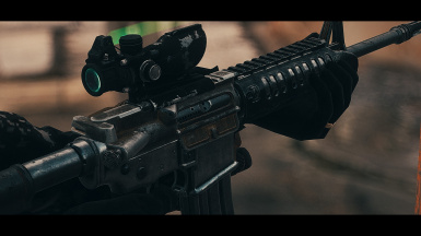 Modern Weapon Replacer - Service Rifle Redux at Fallout 4 Nexus