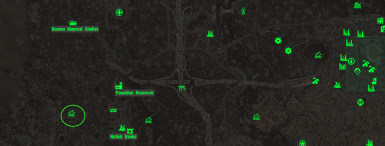 location of quest start
