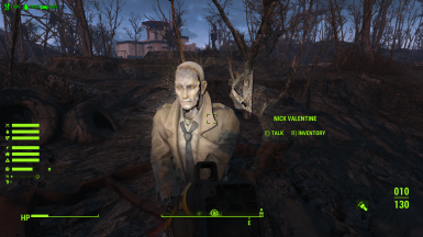Nick Valentine Unique Synth