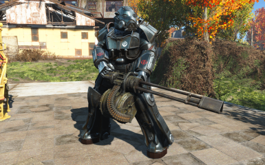 BOS X-03 Power Armor