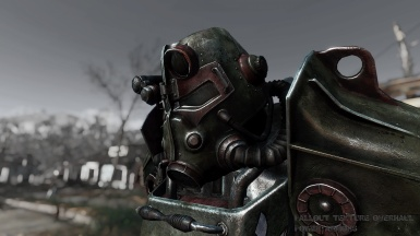 Fallout Texture Overhaul Power Armors UHD 4K
