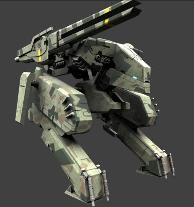 Metal Gear REX Modder's Resource